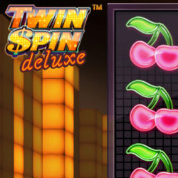 20 free spins på Twin Spin deluxe